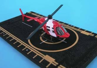 Hot Wings - Bell 206 Jet Ranger Life Flight
