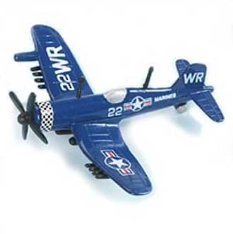 Hot Wings - F4U Corsair Blue