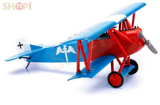 Model - Fokker D.V11. Classic Planes Series