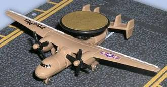 Hot Wings - E2C Hawkeye