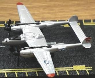 Hot Wings - P-38 Lightning