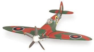 Model - Supermarine Spitfire. Classic Planes Series