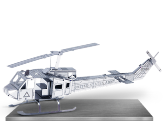 Metal Earth - UH-1 Huey