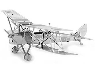 Metal Earth - DH Tiger Moth