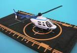 Hot Wings - Bell 206 Jet Ranger Police