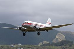 DC3 at Kapiti web sml