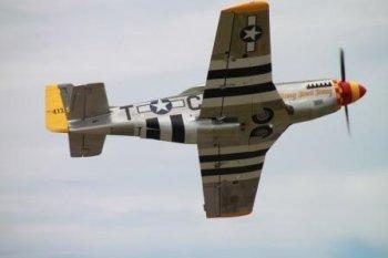 T51 flypast