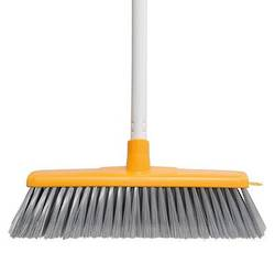 CLASSIC PLUS ULTIMATE INDOOR BROOM - YELLOW (OATES)