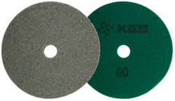 KGS SWIFLEX CX - 100MM - GREEN 60 GRIT