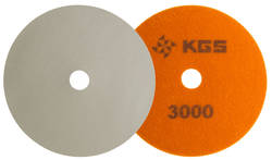 KGS SWIFLEX CX - 100MM - ORANGE 3000 GRIT