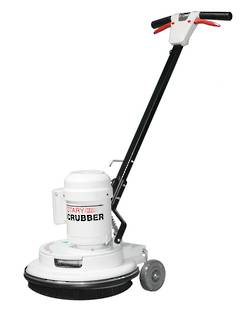POLIVAC - C27 Rotary Scrubber with Long Shaft