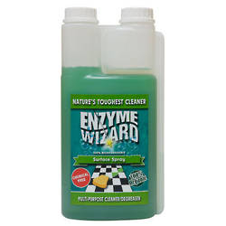 ENZYME CLEANER & DEGREASER SURFACE SPRAY TWIN PK 1L