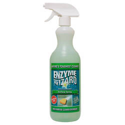 ENZYME CLEANER & DEGREASER SURFACE SPRAY 1L