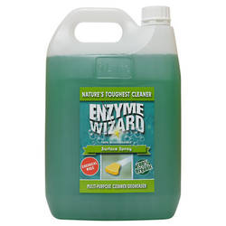 ENZYME CLEANER & DEGREASER SURFACE SPRAY 5L