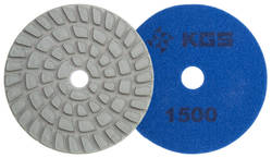KGS SPEEDLINE CM DISC - 100MM - BLUE 1500 GRIT