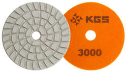 KGS SPEEDLINE CM DISC - 100MM - ORANGE 3000 GRIT