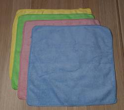 SUPA MICROFIBRE CLOTH BLUE