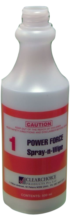 BOTTLE CT POWERFORCE