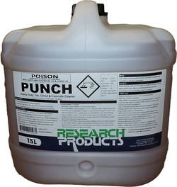 RESEARCH PUNCH 15L