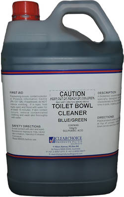 CT TOILET BOWL CLEANSER 5L