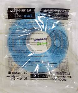 ULTIMATE 2.0 ECO-MAT URINAL DEODORIZER - KIWI GRAPEFRUIT