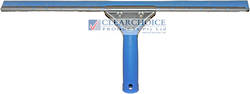 SUPA BLUE SWIVEL WINDOW SQUEEGEE 35CM