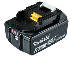Makita - Battery - 18V 5.0AH