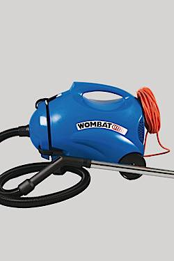 Polivac Pullalong Cannister Vac  Wombat