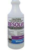 EMPTY 500ML WHITELEY RESOLVE BOTTLE