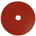 KGS SWIFLEX QS DISC - 100MM - RED 200 GRIT