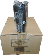 BIN LINER 36L HDPE BAG BLACK ROLL 1000PCS - KT36211