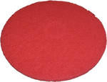 FLOOR PAD RED 33CM
