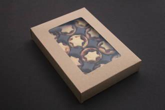 12 Mince Tart Box + Insert - LIMITED STOCK