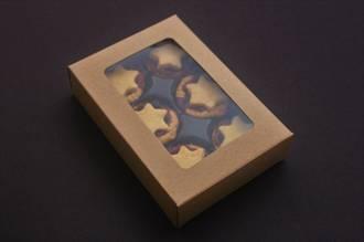 6 Mince Tart Box + Insert - LIMITED STOCK