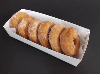 6 Piece Donut Tray