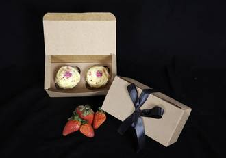 Double Cupcake Eco Box