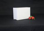 Oblong cake box