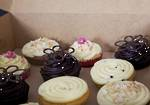 9 - Cupcake Eco Box 60mm Standard Insert - 10 x 10 x 4""