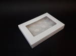 12 Mince Tart White Box + Clear Insert - LIMITED STOCK
