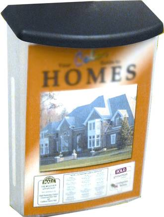 Outdoor Brochure Holder - Durable and waterproof A4