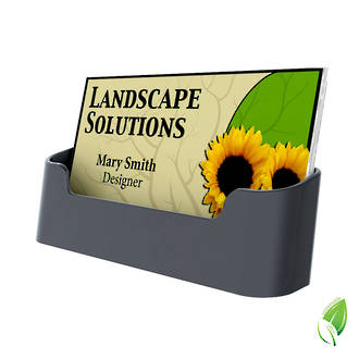 Business Card Holder - Recycled Single Pocket