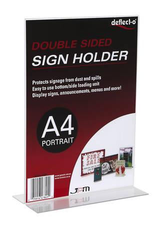 Freestanding Document Holder