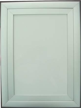 Snap Frame Double Extrusion Silver A0