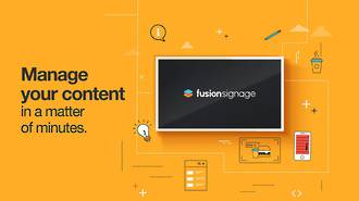 Fusion Signage Software