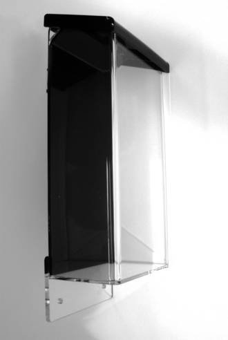 Outdoor Brochure Holder - Durable and waterproof  DLE size