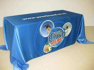 Fabric Table Cloths and Table Runners