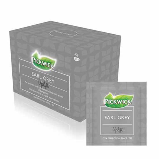 Pickwick Earl Grey Tea Envelopes x 20