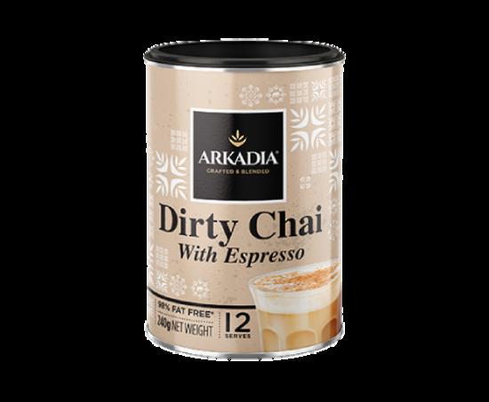 Arkadia Dirty Chai Spice 240gm