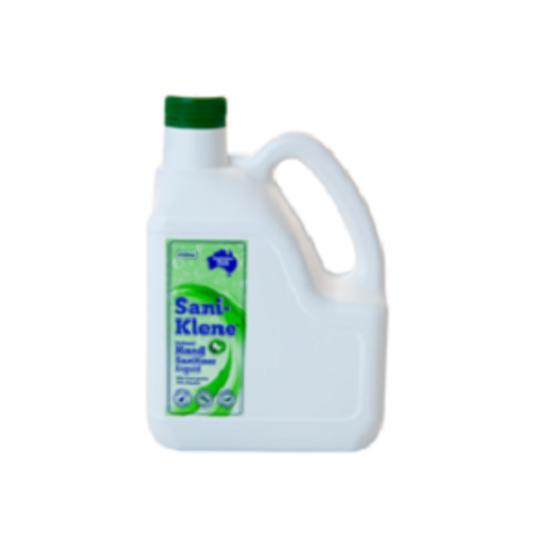 Uniklene Sani-Klene Liquid Sanitiser 2 Litre