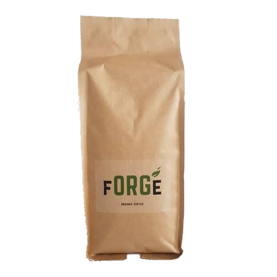 Forge ORGANIC Coffee Beans 1kg